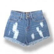 Denim shorts (0)