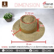 Cake hat, wide brim hat with ribbon pleated folded, 4 colors, beautiful shape, fine work, model F5Ah17-0059