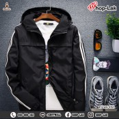 Long sleeve shirt Umbrella coat with hood sizes No.319