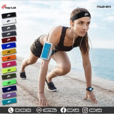 Headband, make-up, sweat, dance, exercise, plastel color, available in 15 colors, Flex, Nike pattern No.F7Aa35-0274