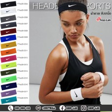 Sweat-proof headband Sweat-proof headband Plastel color Available in 15 Flex Colors Nike LOGO design No.F7Aa35-0304.