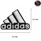 Embroidery logo Adidas denim shirt, badge, Adidas shirt Adidas Arm Sleeve Adidas Shirt Adidas embroidery shirt No. F3Aa51-0007