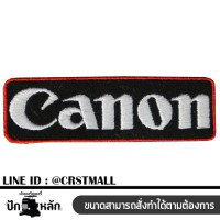 CANON embroidery, ironing board, CANON shirt Ironing shirt for CANON shirt Iron rolled shirt, CANON shirt Logo embroidered on the CANON shirt No. F3Aa51-0006