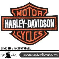 Embroidery logo Harley davidson badge Ironing shirt Harley davidson Ironing shirt Harley davidson Arm rolled shirt Harley davidson Arm embroidered shirt Harley No. F3Aa51-0006