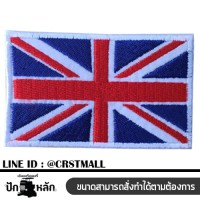 English flag embroidery Ironing board with flag pattern Rolled shirt attached to the British flag pattern Arm rolled with a British flag Embroidered with the national flag pattern No. F3Aa51-0011