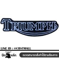 Triumph arm Triumph sign board Triumph embroidery machine logo Triumph No. F3Aa51-0006