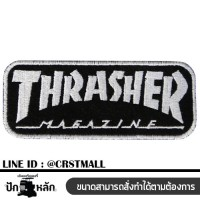 Thrasher shirt Thrasher shirt label Thrasher shirt Thrasher shirt Thrasher embroidery shirt No. F3Aa51-0007 Thrasher shirt Thrasher shirt label Thrasher shirt Thrasher shirt Thrasher embroidery shirt No. F3Aa51-0007