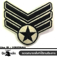 Arm rolled on clothes, embroidered with military wings Military winged cloth embroidered sheet Military wing embroidery Armed arm embroidery pattern, winged arm pattern, military No. F3Aa51-0005