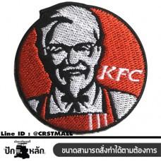 KFC embroidery board KFC embroidery, KFC embroidery, KFC embroidery Embroidery work with delivery No .F3Aa51-0006