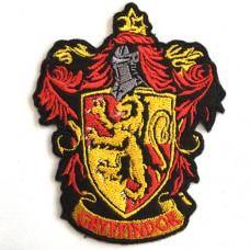 อาร์มรีดปักลาย gryffindor อาร์มรีดติดเสื้อลาย กริฟฟินดอร์ ตัวรีดติดเสื้อลายgryffindor อาร์มติดเสื้อลายบ้านกริฟฟินดอร์ F3Aa51-0011
