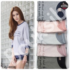 Long Sleeve T-Shirt Long Sleeve Cotton T-Shirt Code: NO.TSH-0236