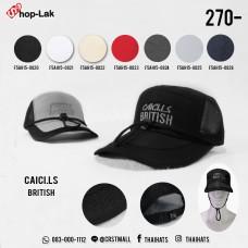 "Embroidered mesh Golf Cap ""CAICI.LS BRITISH No.f5ah15-0820"
