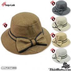 Hats, hat, beach hat, hat, hat, weave, 5 colors No.F1Ah17-0004