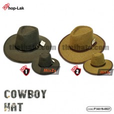 Cowboy Hat Cowboy Hat Cowboy Hat Belt There are 2 colors. No.F1Ah16-0021