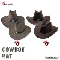 Brown Cowboy Hats Cowboy Hats Cowboy Hat with 2 Colors No.F1Ah16-0057