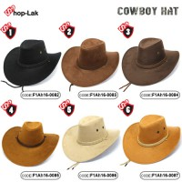 COWBOY CAPS There are 6 colors. No.F5Ah16-0087