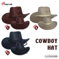 Cowboy hat fashion cowboy hat rope the goods have 3 colors No.F1Ah16-0030