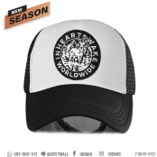 Cap Hat , Sponge Cap Hat .Embroidered sponge pattern is cool. There are 8 exciting designs that are interesting. F7AH15-0121