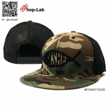 HipHop hat, black mesh military trousers THRASHER behind the net. No.F5Ah47-0230