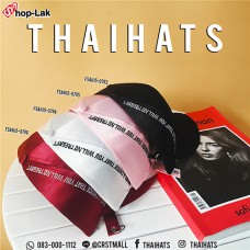 Fashion Cap  Satin cap with belt  .Embroidery Make A Choice .Cap have 4 Colors.No.F5Ah15-0793