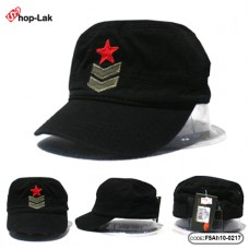 Short-sleeved star-studded cap and wings The hat is not soft. No F5Ah10-0217