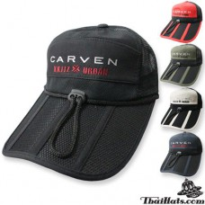 Sunshade CARVEN NET CAP CARVING CAP CAP. Back. Available in 5 colors. No.F5Ah15-0230
