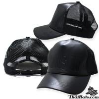 PUMOUS GUY Leather Jacket Black PUMOUS GUY Rear Bumper SNAPBACK Side No. F1Ah15-0364