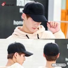 Black curly wing cap Black Cap Black Cap Black No.F5Ah15-0383