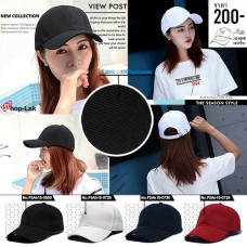 Curved Shoulder Strap Polyester fabric The hat is not soft and has 4 colors NO.F5Ah15-0730