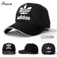 Adidas logo embroidery cap + adjustable black lettering No.F1Ah15-0396