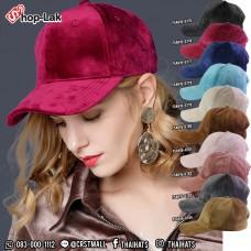 Velvet cap The back is a seat belt has 10 colors No.F5Ah15-0775.