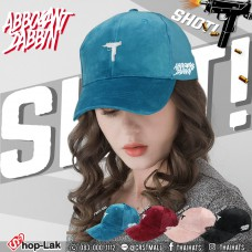 Cap, embroidered velvet gun, short gun The back is a adjustable belt with 4 colors, No.F7Ah15-0066