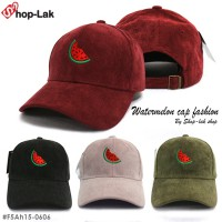 Water-melon embroidered cap NO.5Ah15-0606