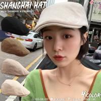 Baotou Hat Shanghai Hat Burlap Knitted Hat Vintage Flat Cap Shanghai Mogul Style Hat No.F5Ah11-0136
