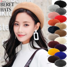 Beret Painter Beret Suitable for any size, classic style, women beret No.F5Ah31-0021