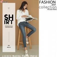 Long-sleeved shirt, comfortable shirt pocket, fabric is not light, comfortable to wear. No. F5Cs02-0063