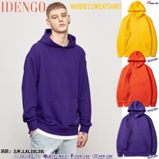 SWEATSHIRTS sweaters with hooded solid color, comfortable in European style, 3 colors in most, yellow, orange, purple SWEATSHIRTS & HOODIES No.F5Cs04-0860