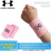 WRISTBAND UNDER ARMOR Wristbands for sweat during exercise. NO.F7AA35-0149