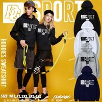Hoodies, sweatshirts Long sleeve Hoodies DG SPORT 1994 Sport style hoodies Exercise, wear, travel, fashion are hit No.F7Cs04-0296