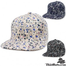 HipHop flower hat with 3 colors No.F5Ah47-0087