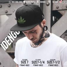 HIPHOP HIPHOP FASHION CAP HIPHOP Full Leaf Cannabis Weed / Black Weed No.F7Ah47-0021