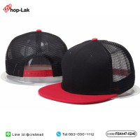 Hip Hop Mesh Hip Hop Hats Straight HipHop Hats Red Mesh Black Mesh No.F5Ah47-0240
