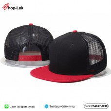 Hip Hop Mesh Hip Hop Hats Straight HipHop Hats Red Mesh Black Mesh No.F5Ah47-0240