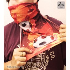 BUFF Soccer Fire  (buff headwear) No.F5Ac25-0171