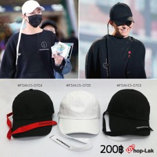 PEACEMINUSONE cap G-DRAGON cap with 3 colors