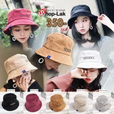 Hats, caps, buckets, Bucket Bucket, embroidered, SOSRKS, beggar hat