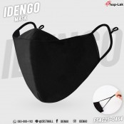 Mask  fabric can be closed, the nose is adjustable, the fabric can be adjusted. Prevent dust as well. No. F5Ac25-0464