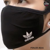 BLACK MASK  ADIDAS  NO.F5AC25-0144