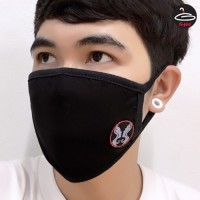 BLACK MASK  GEMINI  No.F5Ac25-0130