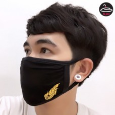 BLACK MASK   Thai pattern No.F5Ac25-0141